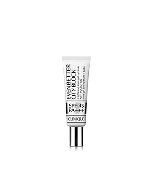 Even Better™ City Block™ Brightening Aqua Gel + Anti-Pollution Primer SPF 45/PA+++