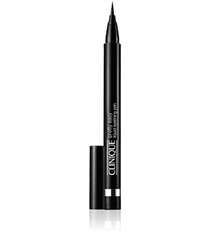 Natural to Dramatic Liquid Eye Liner - Black